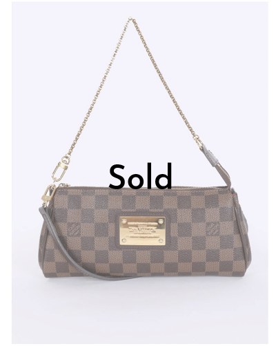 Louis Vuitton Eva Damier bag