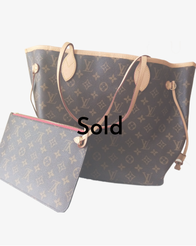 Louis Vuitton Neverfull...