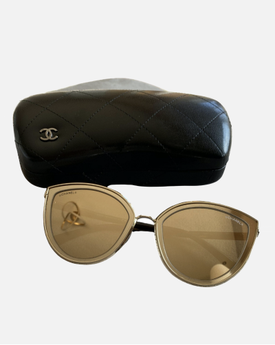 Chanel okulary sunglasses