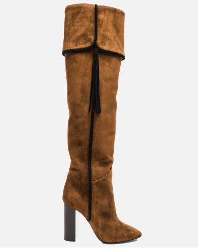 Saint Laurent Meurice boots