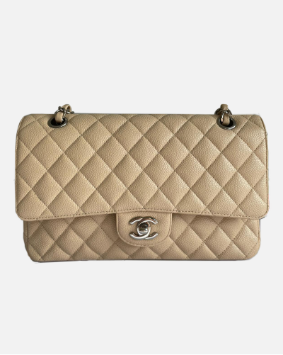 Chanel Medium Classic Flap Caviar