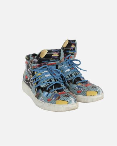 Dolce & Gabbana Vacanze Sicilia sneakers