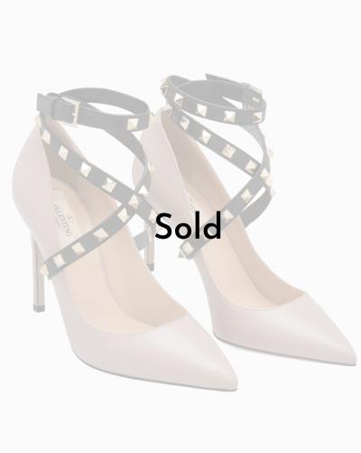 Valentino Studwrap heels