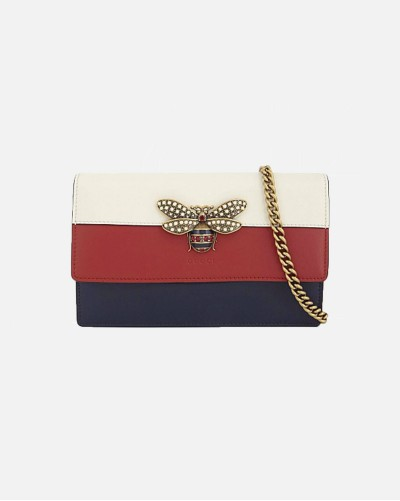 Gucci bag with a bee