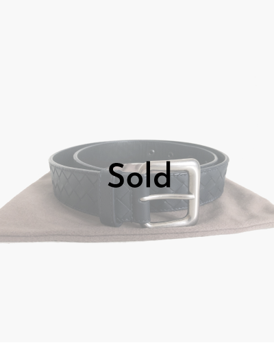Bottega Veneta men belt
