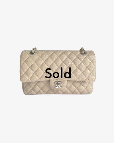 Chanel Medium Classic Flap...