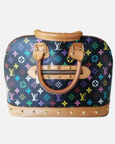 Louis Vuitton Alma Mulitcolour