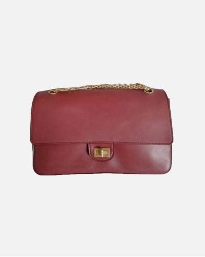 Chanel 2.55 torebka czerwona