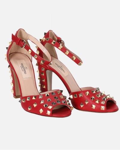 Valentino Rockstud sandały