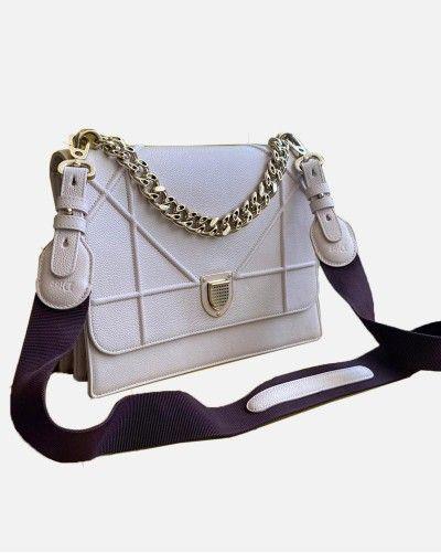 Dior Diorama Chain Satchel...