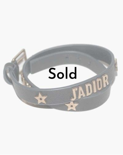 Dior double bracelet in...